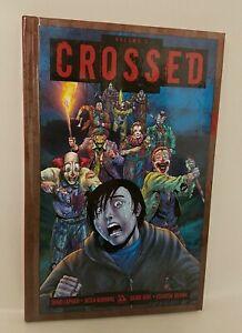 Crossed Vol 5 HC (2013) Unread David Lapham Jacen Burrows Horror GN Avatar