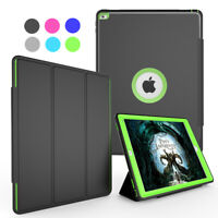 "For iPad Pro 12.9"" 1st / 2nd Gen Shockproof Smart Stand Case + Screen Protector"