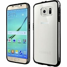 Étuis, housses et coques Bumper noir Samsung Galaxy S7 pour téléphone mobile et assistant personnel (PDA)