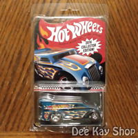 Drag Dairy (Spectraflame Teal) - Collector Edition - Hot Wheels Premium (2016)