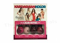 Nicole by OPI Kardashian Kolor - Celeb-Bitties - 4 Piece - 3.75 ml Nail Polish