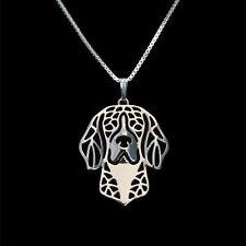 ❤️ Halskette mit Anhänger Beagle, Hundekopf, pendant, necklace