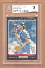 1993 Pinnacle ~ Rookie Team Pinnacle #3 of 10 ~ Mike Piazza ~ Dodgers ~ BVG 8