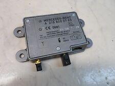 Steuergerät Kompensator Verstärker Handy Mercedes W251 W164 ML W211 A2198203789