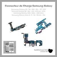 Connecteur de charge nappe flex chargeur micro samsung galaxy S4/5/6/7/8/9/10/20