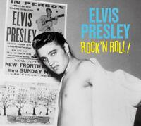 Disque Vinyle LP 180G - Elvis Presley Rock'N Roll ! - 12 Titres, 2017 - Neuf