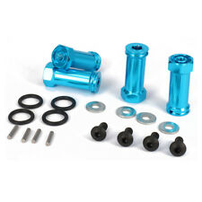 Alum 12mm Wheel Hex 30mm Extension Adapter For RC 1:10 Traxxas Slash 5807 Blue