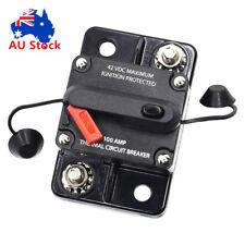 Waterproof Resettable Circuit Breakers 100 Amp Dual Battery IP67 12V-42V Volt AU