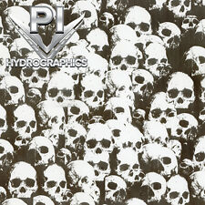 Hydrographic Dip Hydrographic Film Water Transfer Hydro Dipping Skulls Ll296 1