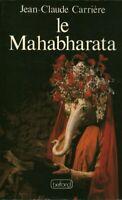 Livre le Mahabharata Jean-Claude Carrière Belfond 1989 book