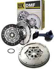 FORD MONDEO TDCI 5 SP LUK DMF FLYWHEEL AND CLUTCH KIT WITH CSC BEARING