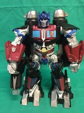 Optimus Prime Transformer Figure 2008 C-015D Lights Sound Talks