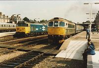 British Rail 33008 6x4 inch Rail Photo