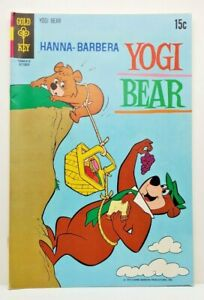 Yogi Bear #42 Hanna-Barbera VF/NM