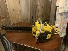 McCulloch 10-10 Pro Mac Automatic Chainsaw Vintage