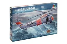 Italeri 2712 - 1/48 H-34G.III/UH-34J Helicóptero - Sar - Nuevo