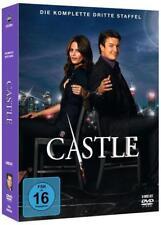 CASTLE - STAFFEL 3 - DVD NEU/OVP