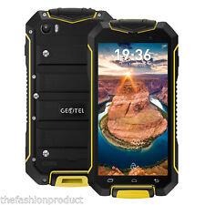 Geotel A1 3G SmartPhone Android 7.0 Dual SIM 8GB Impermeable Teléfono Celular ES