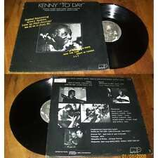 Kenny Clarke-Kenny To Day-Night and Day 1001-French Press LP Jazz Be Bop