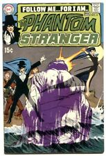 The Phantom Stranger #5 1970- NEAL ADAMS- Dc Comics VF