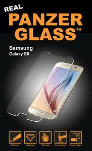 PanzerGlass Samsung Galaxy S6 Tempered Glass 9H Hardness Screen Protector Guard