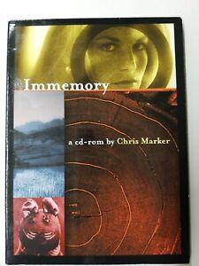 9781878972392Immemory by Chris Marker (2009, CD-ROM)