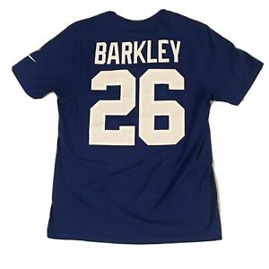 Nike Women's New York Giants Saquon Barkley #26 T Shirt  Large  Save 45%!!