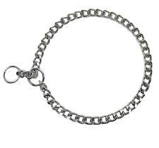 Dog Collar Choke Chain 24 Inches Large