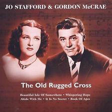 Jo Stafford Gordon Macrae - The Old Rugged Cross (NEW CD)