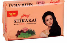 BUY 2 GET 1 FREE  Godrej Amla Shikakai Bhringraj Soap Hair Growth Loss