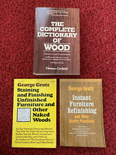 Staining and Finishing Unfinished Furniture and Other Naked Woods Paperback