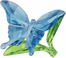 Swarovski Crystal BUTTERFLY ON LEAVES 5136834