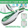 SmoothFinish 1000W Electric Steam Iron Handheld Fabric Laundry Steamer Brush