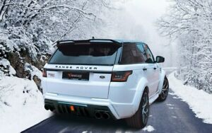 Roof & trunk mid spoiler for Land Rover Range Rover Sport 2014 - 2020 Renegade