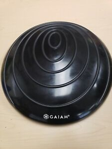 Gaiam Balance Disc Stability Core Trainer Wobble Cushion For Home Office Chair