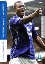 Everton FC Season Review 2007-2008  DVD