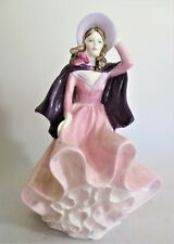 More details for lovely coalport  ladies of fashion figurine 'colleen'