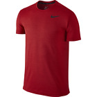 Nike Dri-Fit training tee in red - adult large