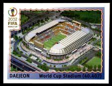 Panini World Cup Korea/Japan 2002 - Daejeon - World Cup Stadium No. 8