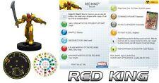 RED KING #044 #44 The Incredible Hulk HeroClix Super Rare