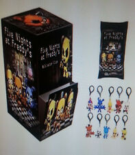 New Five Nights at Freddy's Clip Keychain Mini Figure Mystery Bag 3 pieces
