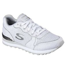 Skechers D/'Lites Now /& Then Nero Scarpe Shoes Donna Sneakers 11923 BKSL 2019