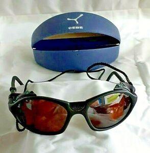 Vintage CEBE 2000 Sunglasses- 4966 0043 Black