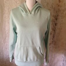 Nike Girls XL Mint Sweatshirt Hoodie Pouch Pocket Long Sleeves