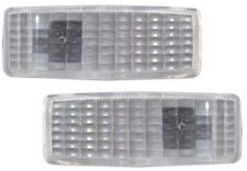 MERCEDES S CLASS W126 W140 / SL R129 (89-98) SIDE REPEATER INDICATORS - CLEAR