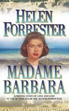 Very Good, Madame Barbara, Forrester, Helen, Book