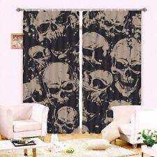 Light Fear Pipeline 3D Curtain Blockout Photo Printing Curtains Drape Fabric