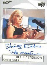 2019 James Bond Collection A-EA Shirley Eaton as Jill Inscription Autograph Card