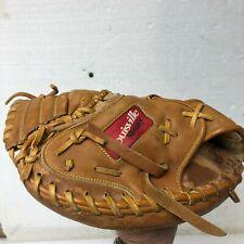 New listing Louisville slugger LPS211 Catcher player series Glove  LHT  good  shape