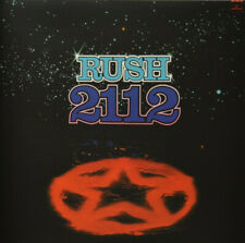 RUSH - 2112 LP - 180 Gram Vinyl Album Reissue - SEALED - Remastered Record + DL